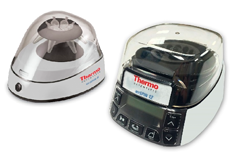 Featured Product - New Thermo Scientific mySPIN mini centrifuges – for a quick-spin that fits in!
