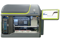 Featured Product - IntelliQube® A fully automated PCR setup, amplification and analysis system