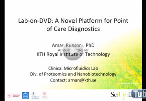 Lab-on-DVD: A Novel Platform for Point o...