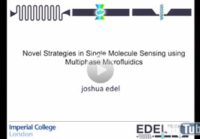 Novel Strategies in Single Molecule Sens...