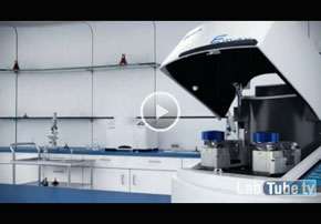 Video - High Energy Ball Mill Emax - T...