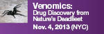 Venomics: Drug Discovery from Nature