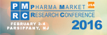 2016 Pharma Market Research Conference (USA)