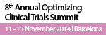 The 8th Annual Optimizing Clinical Trials Summit: Site Selection, Feasibility & Patient Recruitment