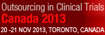 Outsourcing in Clinical Trials Canada 2013