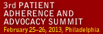 3rd Patient Adherence and Advocacy Summit