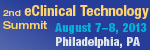 2nd eClinical Technology Summit