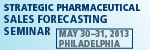 Strategic Pharmaceutical Sales Forecasting Seminar