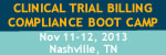 Clinical Trial Billing Bootcamp - Nashville