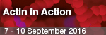 EMBO|EMBL Symposium: Actin in Action: from Molecules to Cellular Functions