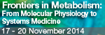 EMBO | EMBL Symposium: Frontiers in Metabolism: From Molecular Physiology to Systems Medicine