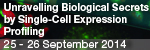 EMBO Workshop: Unravelling Biological Secrets by Single-Cell Expression Profiling