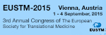 3rd Annual Congress of the Eur