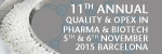 11th Annual Quality & OPEX in Pharma & Biotech