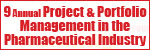 9th Annual Project & Portfolio Management in the Pharmaceutical Industry
