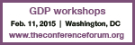 GDP Workshops