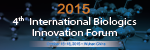 4th International Biologics Innovation Forum 2015