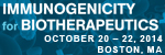 15th Annual Immunogenicity for Biotherapeutics