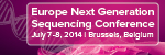 Europe Next Generation Sequencing Conference