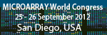 Microarray World Congress