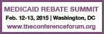 Medicaid Rebate Summit