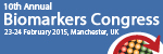 10th Annual Biomarkers Congres