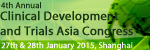 4th Annual Clinical Development and Trials Asia Congress