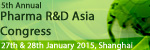 5th Annual Pharma R&D Asia Congress