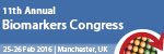 11th Annual Biomarkers Congres