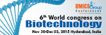 6th World Congress on Biotechnology