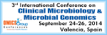 3rd International Conference on Clinical Microbiology and Microbial Genomics (Clinical Microbiology-2014)