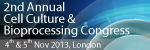 2nd Annual Cell Culture & Bioprocessing Congress