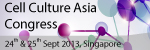 Cell Culture Asia Congress 2013