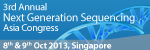 3rd Annual Next Generation Sequencing Asia Congress