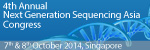 4th Annual Next Generation Sequencing Asia Congress