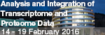 EMBL Advanced Course: Analysis and Integration of Transcriptome and Proteome Data