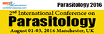 2nd International Conference on Parasitology