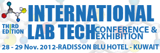 The 3rd International Laboratory Technology Conference and Exhibition