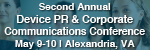 2nd Annual Medical Device PR and Corporate Communications Conference