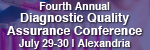 4th Annual Diagnostic Quality Assurance Conference