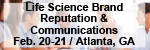 3rd  Annual Life Science Brand Reputation and Communications Conference
