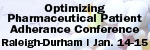 Optimizing Pharmaceutical Patient Adherence Conference