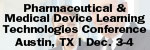 2nd Annual Pharmaceutical and Medical Device Learning Technologies Conference