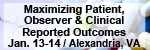 Maximizing Patient, Observer & Clinical Reported Outcomes Conference