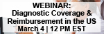 A Foundational Overview of Diagnostic Coverage and Reimbursement in the US Webinar