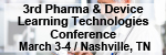 3rd Annual Pharmaceutical & Medical Device Learning Technologies Conference