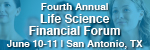 4th Annual Life Science Financial Forum