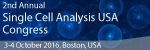 2nd Annual Single Cell Analysis USA Congress