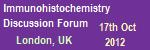 3rd Improving Immunohistochemistry Discussion Forum