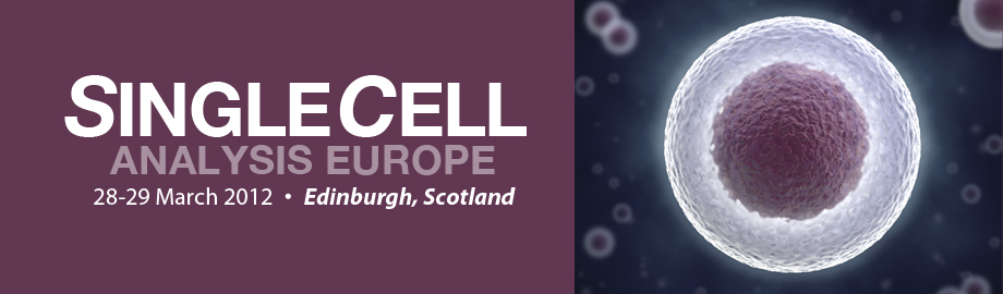 Single Cell Analysis Europe 2012